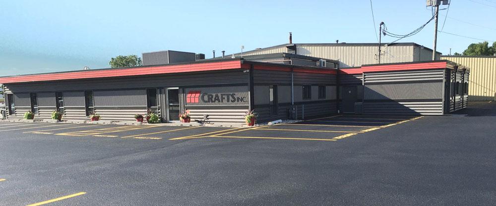 Crafts Inc Facilities And Fleet